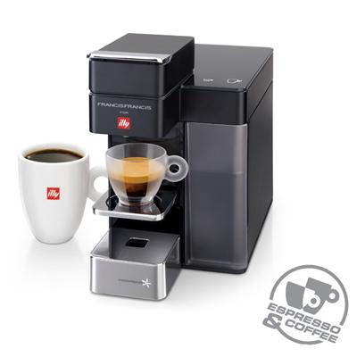 FrancisFrancis! Y5 Iperespresso Espressomaschine von illy - Espresso ...