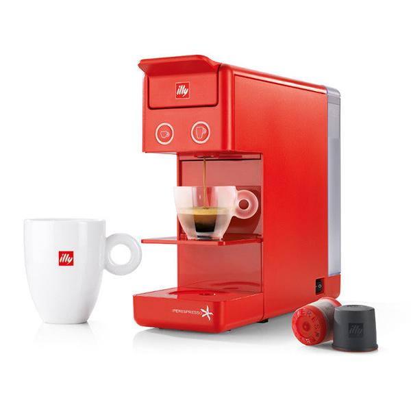 FrancisFrancis! Y3 Iperespresso - Espresso & Coffee von illy ...