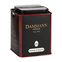 Dammann Frères Tee, Pomme d'Amour, 100g Dose