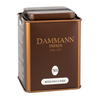 Dammann Frères Tee, Week-End à Paris, 100g Dose
